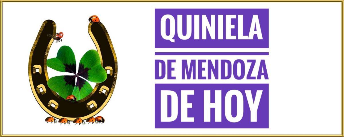Quiniela de Mendoza de hoy