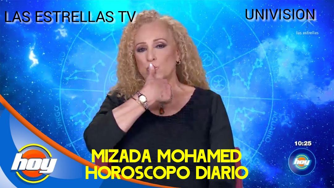 Horóscopo Mizada hoy